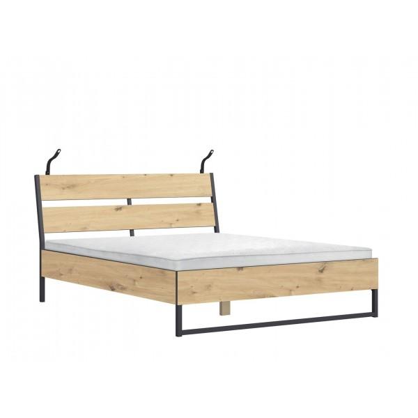 Brooklyn Кровать LOZ160B г/о с подсветкой