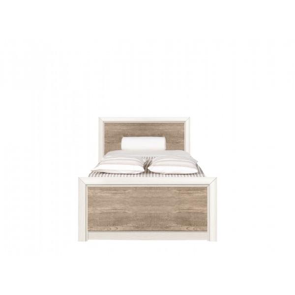 Коен кровать LOZ 90x200 ясень