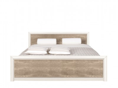 Коен кровать LOZ 140x200 метал. основание ясень