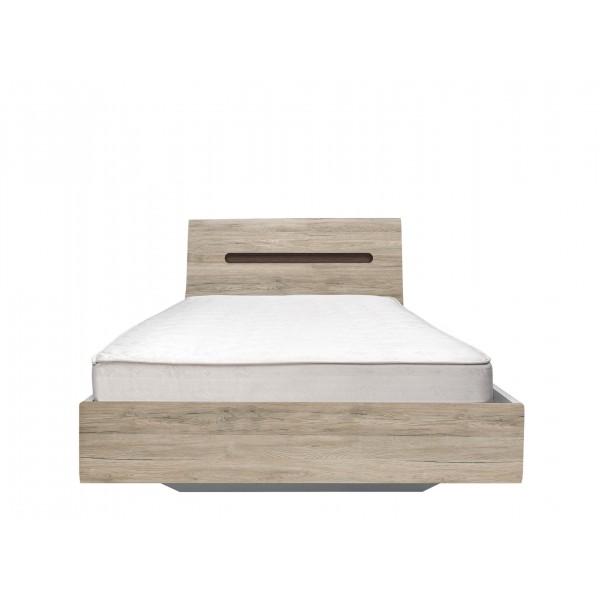 Azteka кровать LOZ 140x200 с метал. основанием