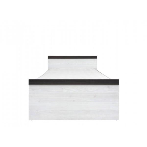 Порто Кровать с гибким осн. LOZ90X200