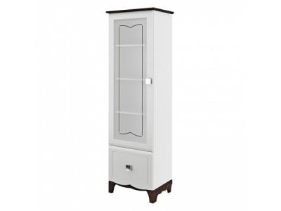Шкаф с витриной МН-122-24