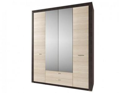 Denver шкаф 4D2S с зеркалом