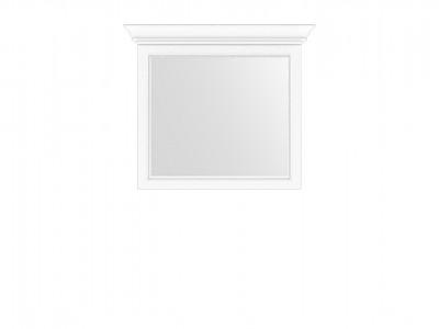 ВАЙТ (серебряный) Зеркало 90