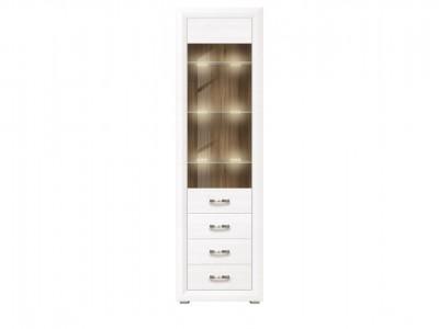 Мальта шкаф  REG1W3S с подсветкой